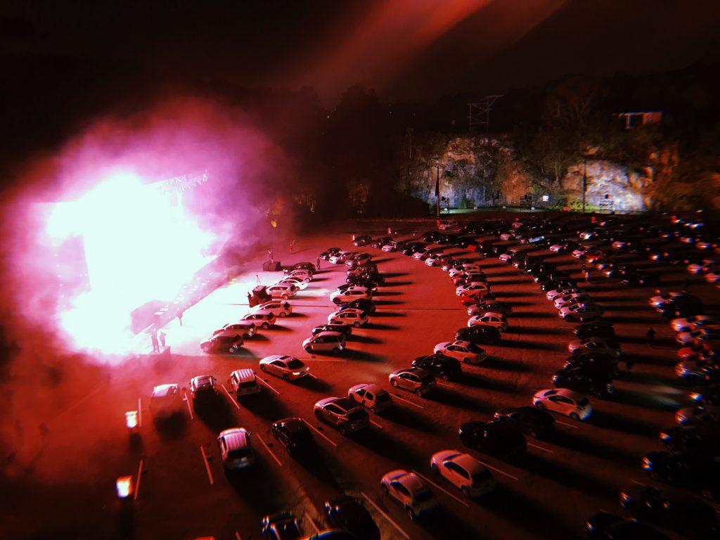 Show aconteceu no Planeta Drive in em Curitiba - Foto Eduardo Betinardi