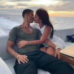 Cristiano Ronaldo e noiva aparecem em clima de romance ao som de Marília Mendonça e Léo Santana