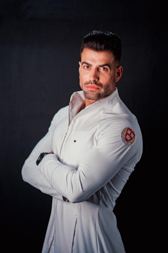 Biomédico Gabriel Magalhães