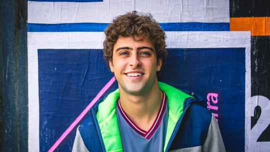 Eike Duarte viveu Álvaro Borges em malhação