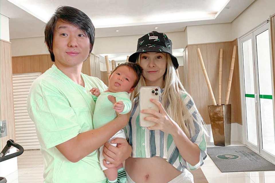 Sammy Lee revela que filho foi parar no hospital