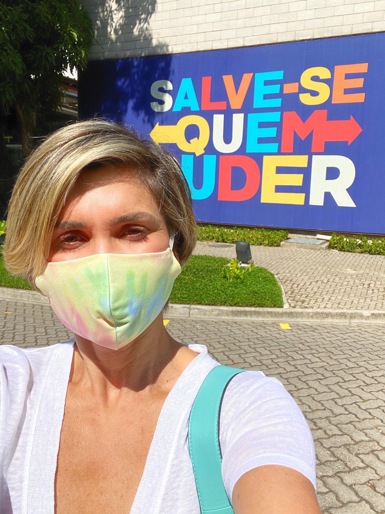 Flávia Alessandra confessa dificuldades no retorno às gravações das novelas