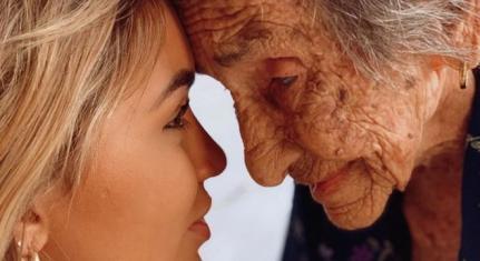 Rafa Kalimann lamenta morte da avó: 'Saudade que não passa'