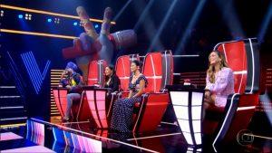Globo anuncia The Voice para idosos