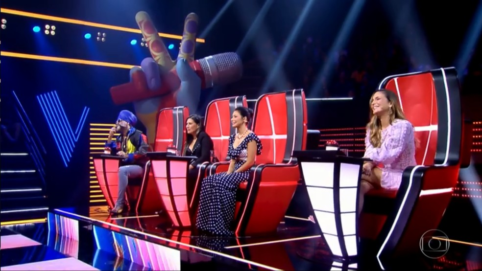 Globo anuncia The Voice para idosos