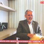 Comentarista da GloboNews mostra cachorro ao vivo e arranca gargalhadas de colegas