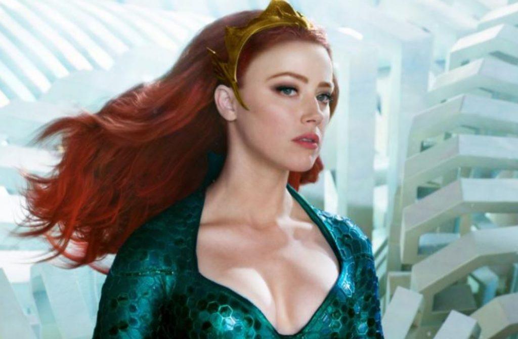 Amber em Aquaman