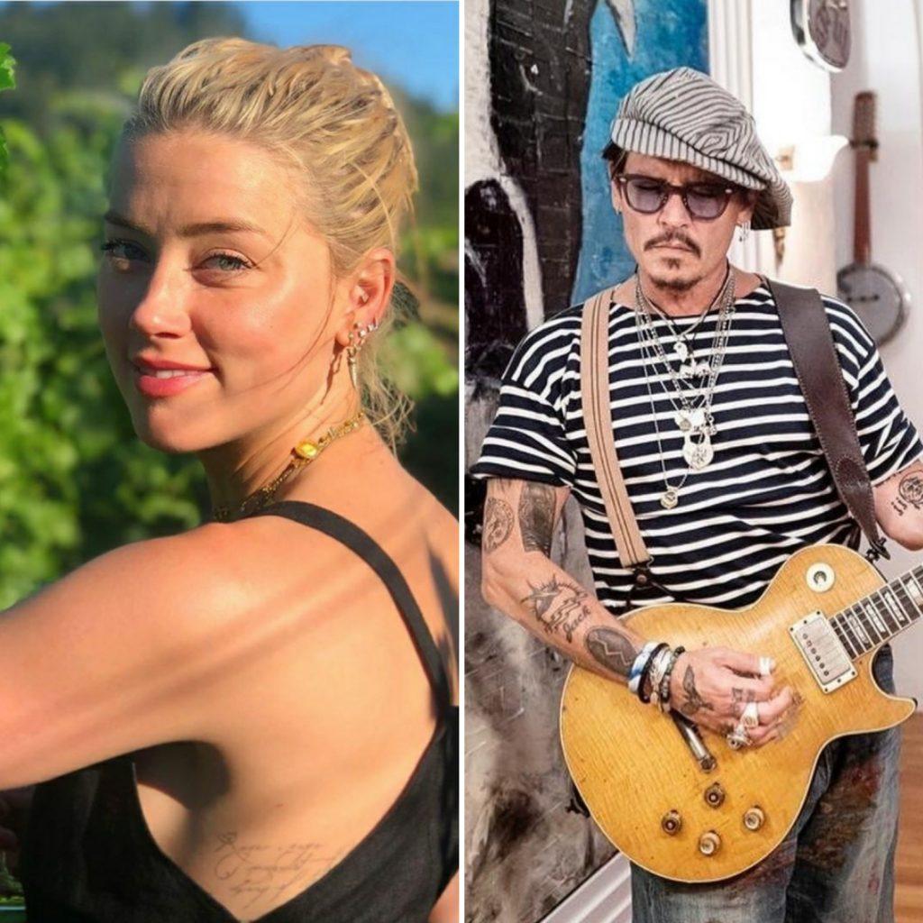 Após separação polêmica, Amber Heard diz que Johnny Depp liderou campanha para arruinar sua carreira