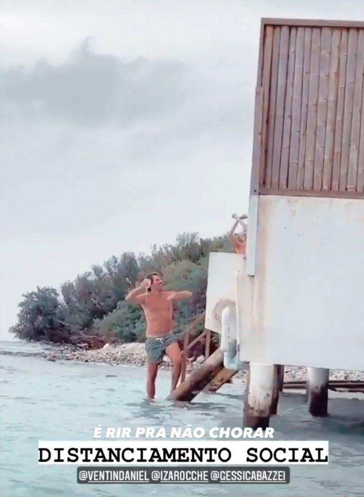 Participante do The Circle Brasil fica presa nas Maldivas por conta do coronavírus