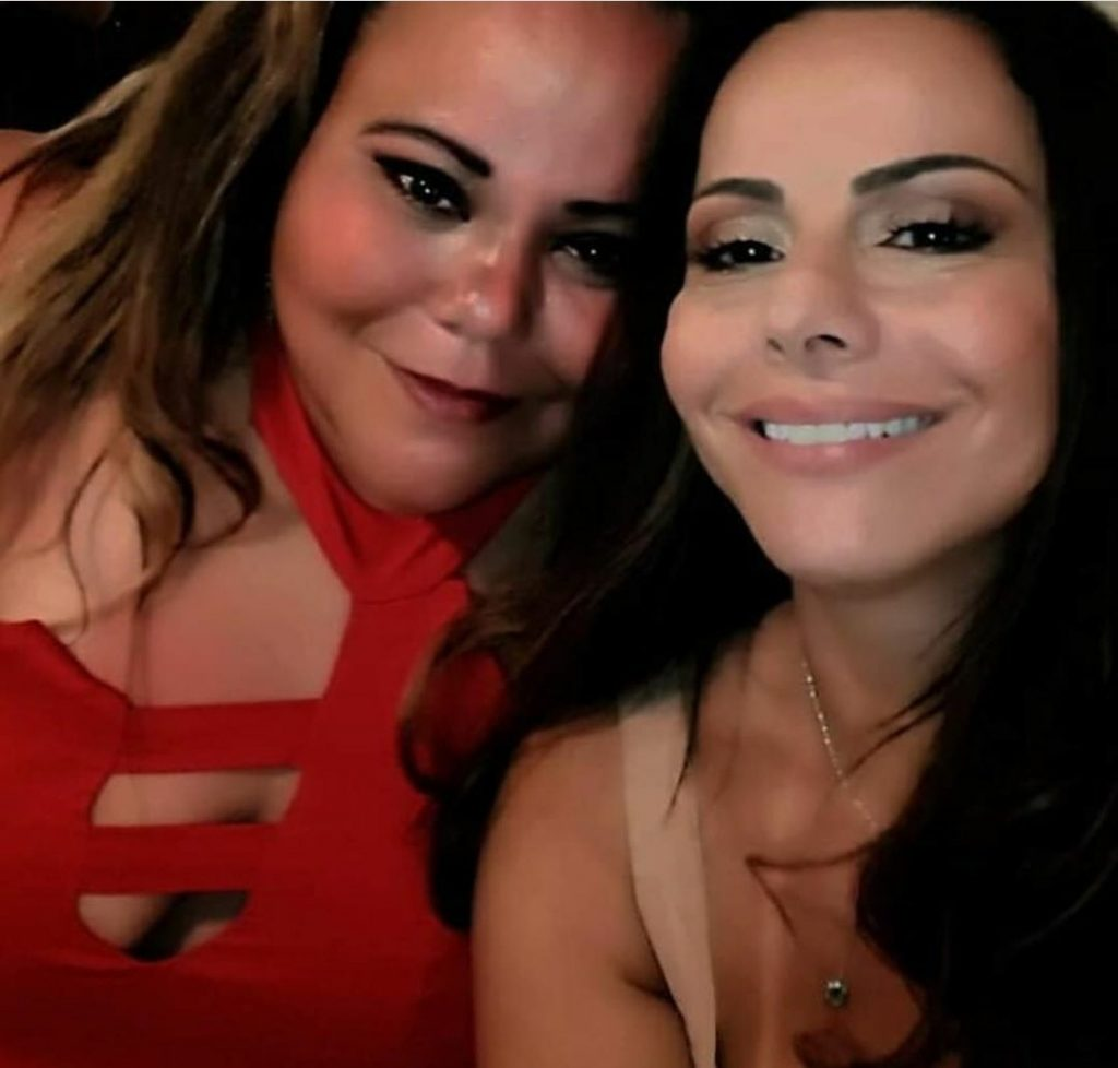 Viviane Araújo lamenta morte da prima por Covid 19