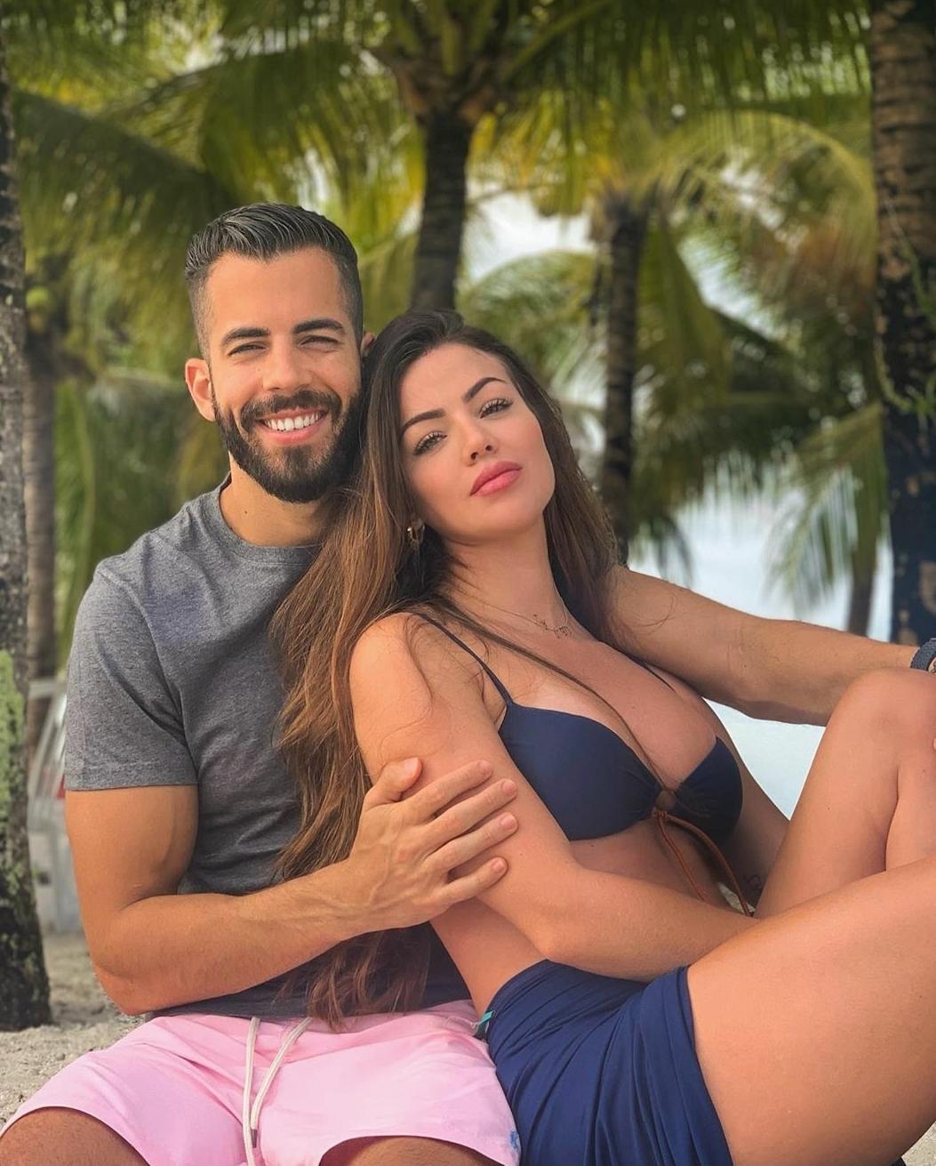 Pipo Marques assume namoro com ex mulher de Daniel Rocha