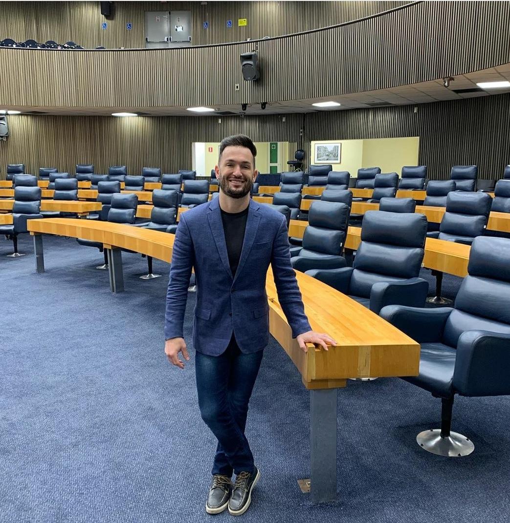 Diego Hypólito se candidata a vereador de São Paulo