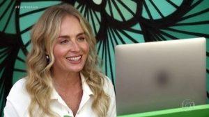 Angélica comenta crises de pânico após acidente de avião