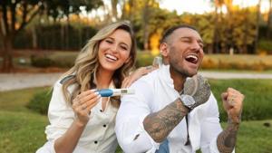 Lucas Lucco vai ser pai! Cantor anuncia gravidez da esposa, Lorena Carvalho