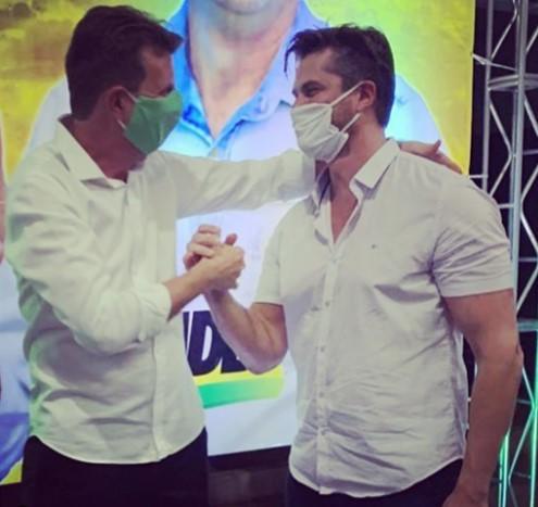 Ex-BBB Marcos Harter concorre a cargo vereador no Mato Grosso