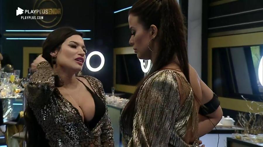 Raíssa Barbosa diz que Lucas passou a mão em seu corpo sem permissão