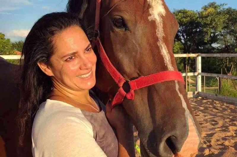 Após acidente, Silvia Abravanel não anda há cinco meses
