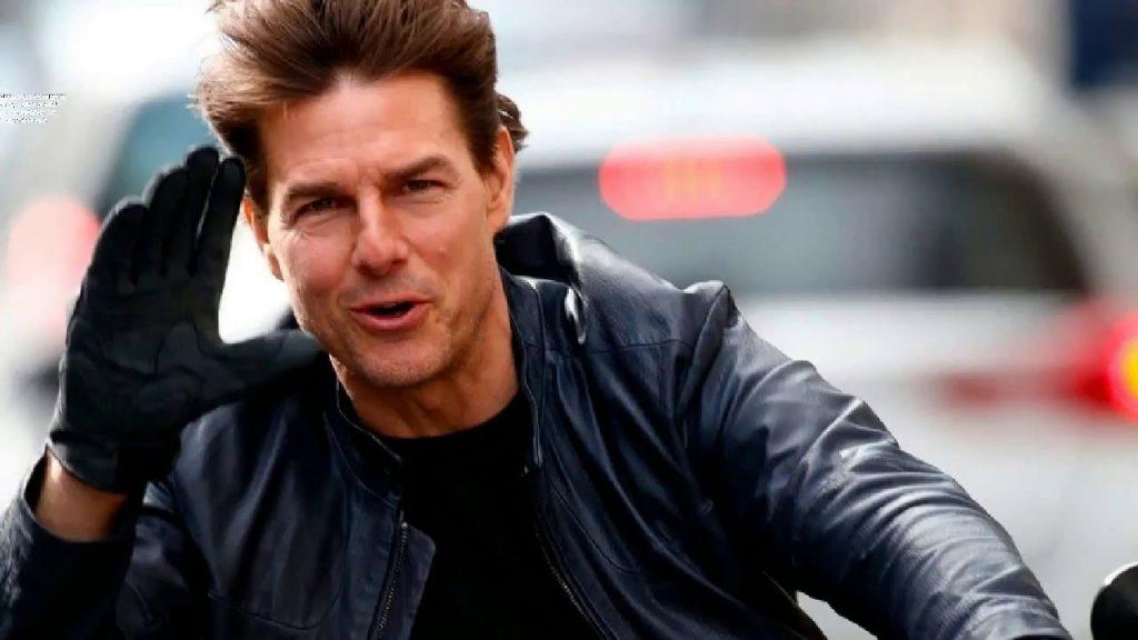 Tom Cruise 'voa' durante gravações de Missão Impossível 7