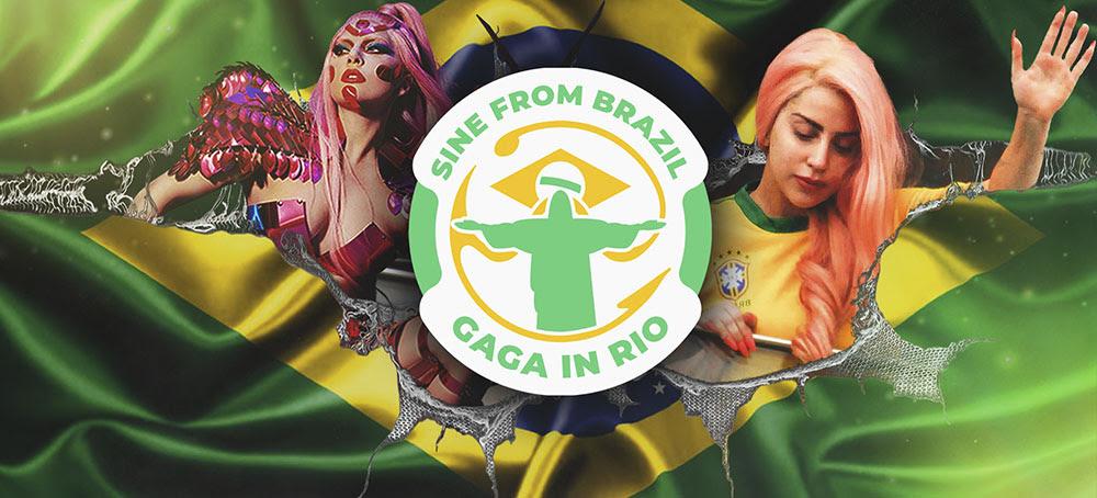Fãs brasileiros de Lady Gaga lançam vídeo pedindo sua volta ao Brasil