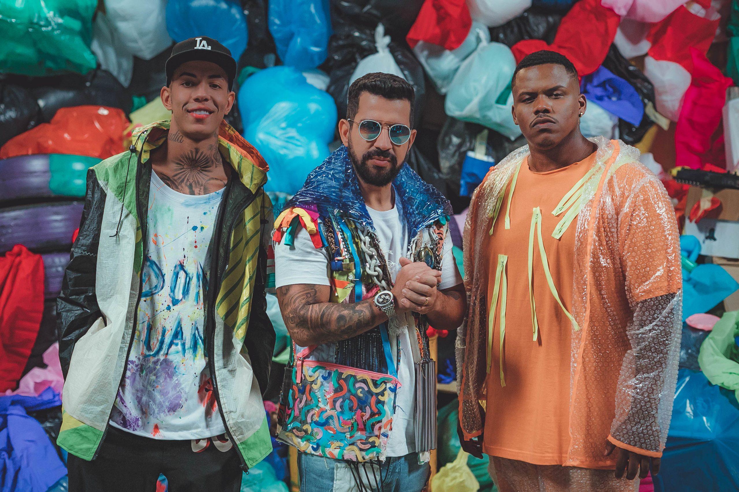 Dennis DJ, Don Juan e Jon Ferreira lançam clipe inclusivo de novo trabalho