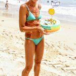 Fernanda Venturini completa 50 anos e ganha surpresa de seu ex Bernardinho