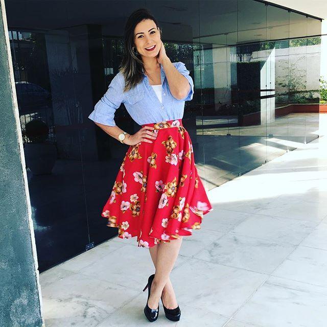 Andressa Urach fala em processar a Universal