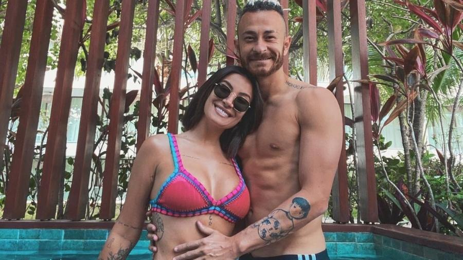 Bianca Andrade se declara para o namorado