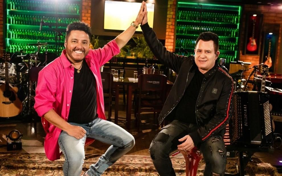 Bruno e Marrone negam fim da dupla sertaneja: 'Fake news'