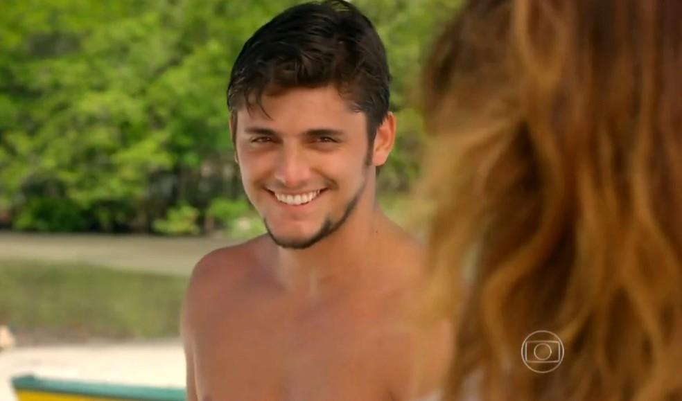 Bruno Gissoni deixa a Globo após dez anos de contrato