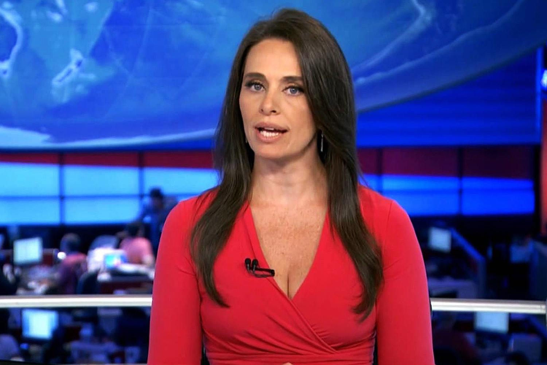 Ex-Globo, Carla Vilhena é a nova jornalista da CNN Brasil