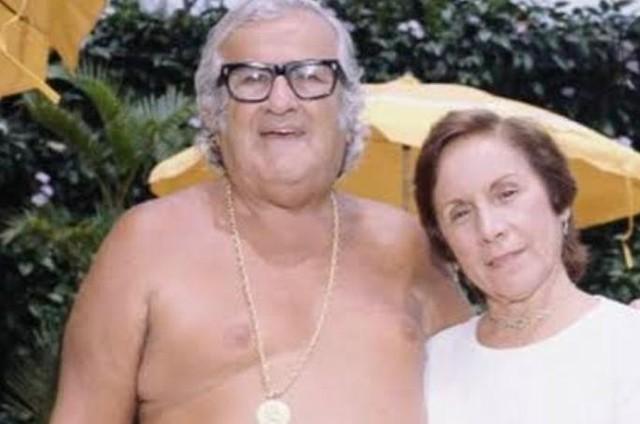 Viúva de Chacrinha morre no Rio de Janeiro