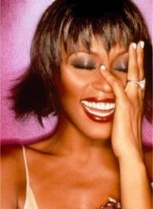 Hit de Whitney Houston atinge um bilhão de cliques no Youtube