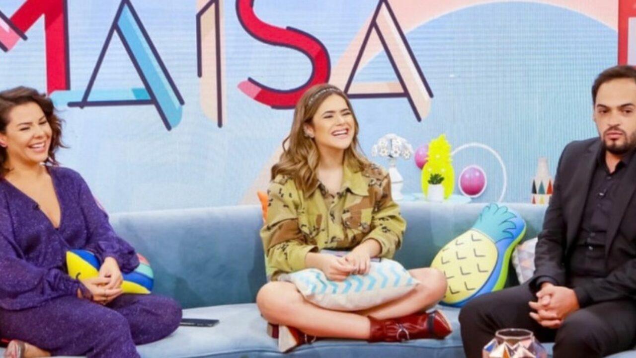 Maísa deixa o SBT após treze anos na emissora