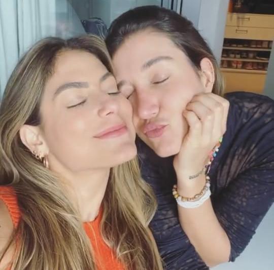 Após polêmica, Mari González e Gabi Pugliesi se reencontram