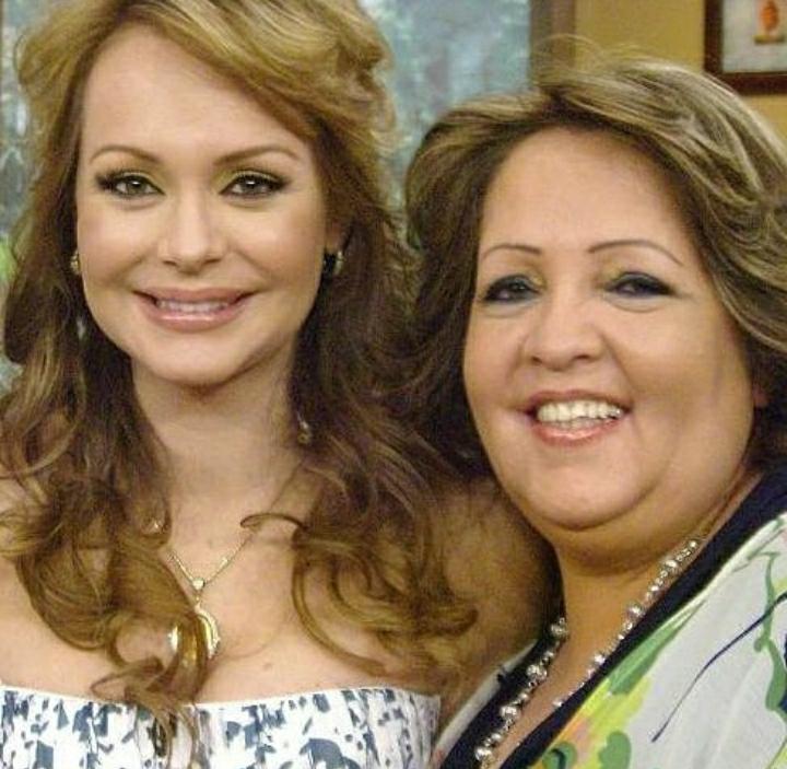 Morre a mãe de Gaby Spanic, Norma Spanic