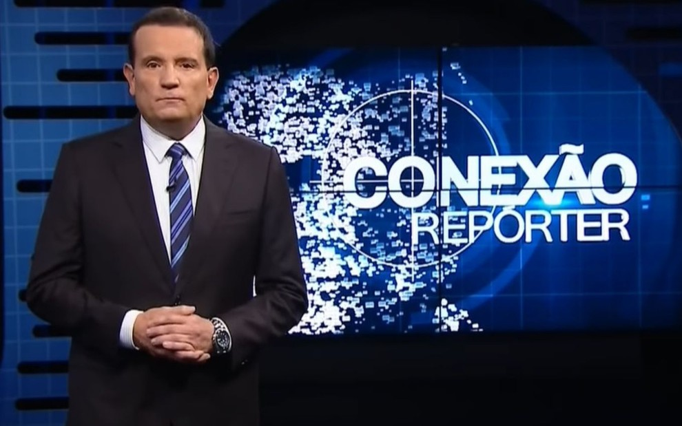 Record confirma Roberto Cabrini no jornalismo