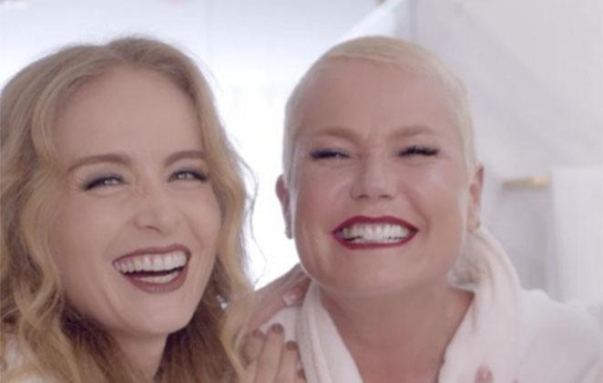 Imagina juntas! Xuxa vai gravar com Angélica para o Simples Assim
