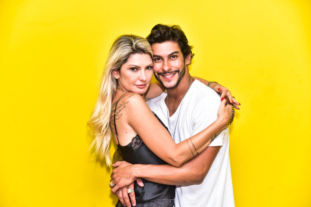 Antonia Fontenelle mostra novo namorado 15 anos mais jovem