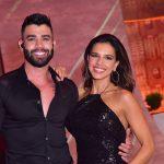Gusttavo Lima faz show com presença de Mariana Rios e Lívia Andrade