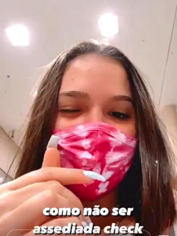 Mel Maia mostra look 'para não ser assediada' e revolta fãs