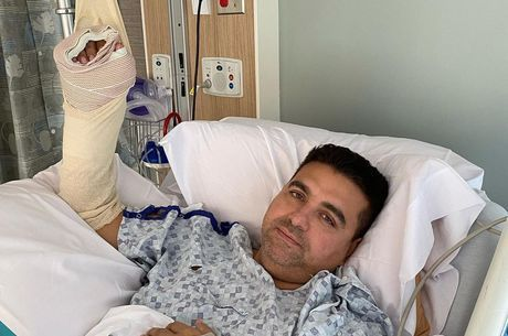 Após acidente, Buddy Valastro pode não voltar mais a confeitar