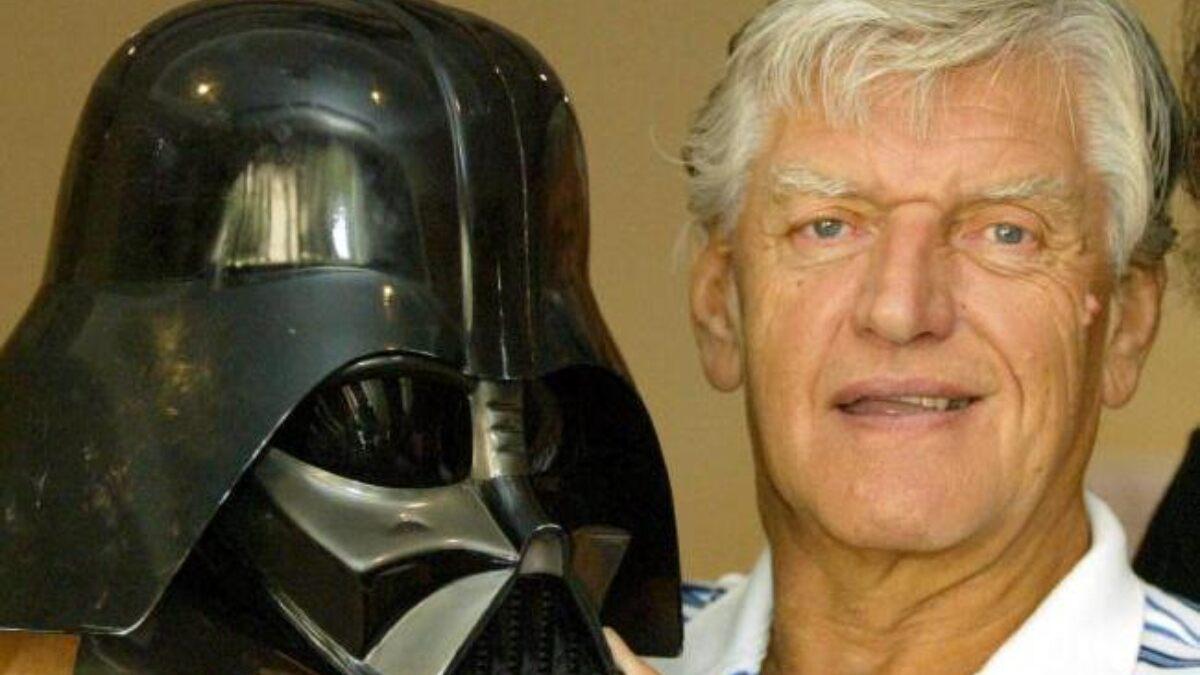 Filha revela que ator que interpretou Darth Vader em 'Star Wars' morreu de Covid-19