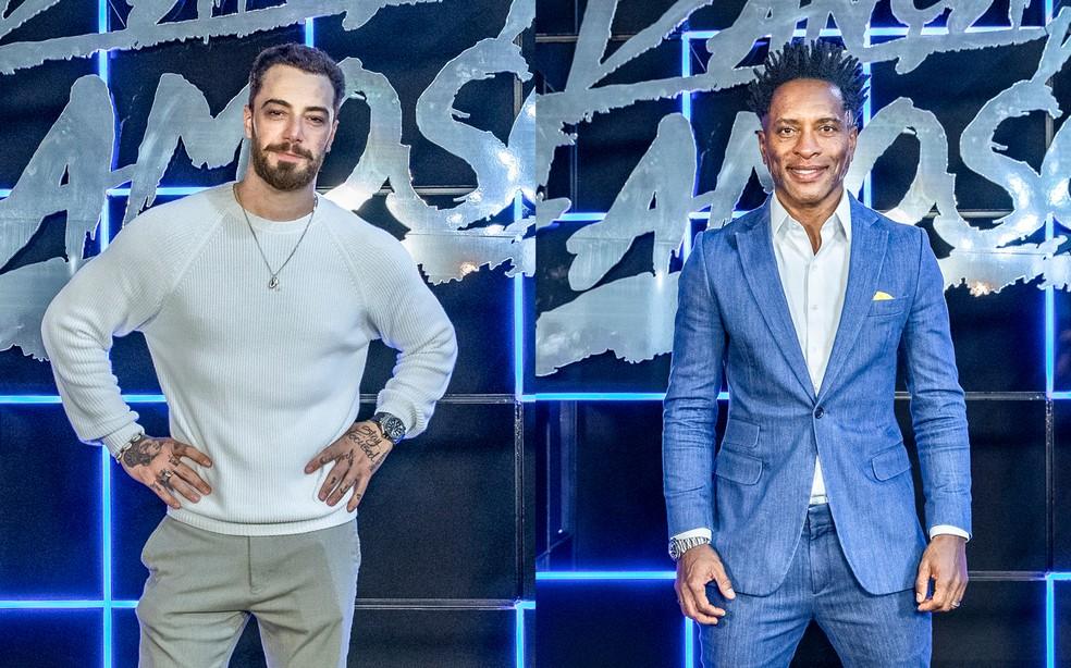 Felipe Titto e Zé Roberto não se apresentam no Dança e formato de repescagem muda