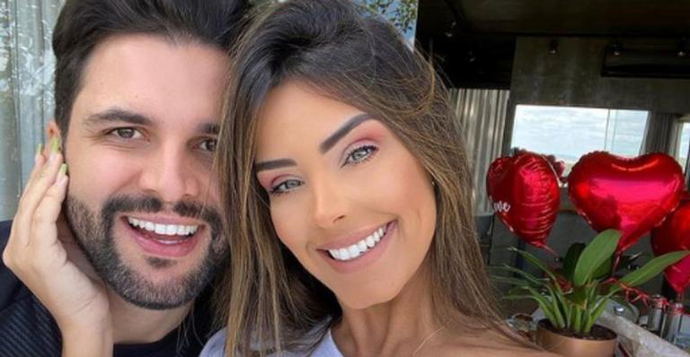 Ivy Moraes se pronuncia sobre traição de seu noivo