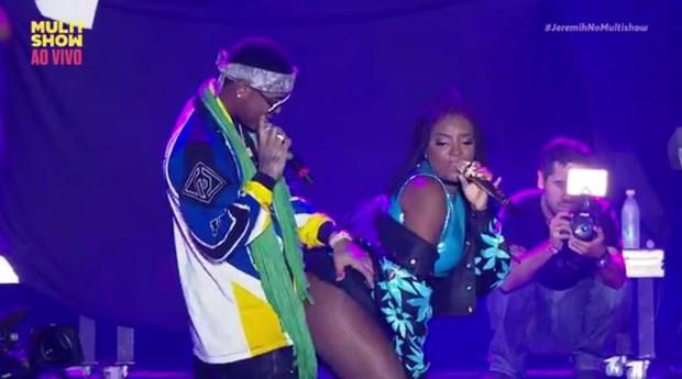 Com Covid-19, rapper Jeremih, que cantou com Anitta e Ludmilla, tem piora e é intubado