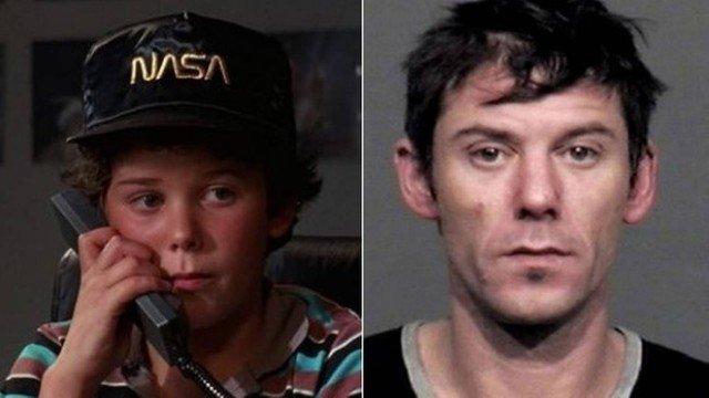 Ex-ator mirim de Hollywood retoma à carreia após assaltar banco