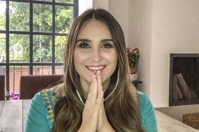 Dulce Maria comenta live incompleta do RBD