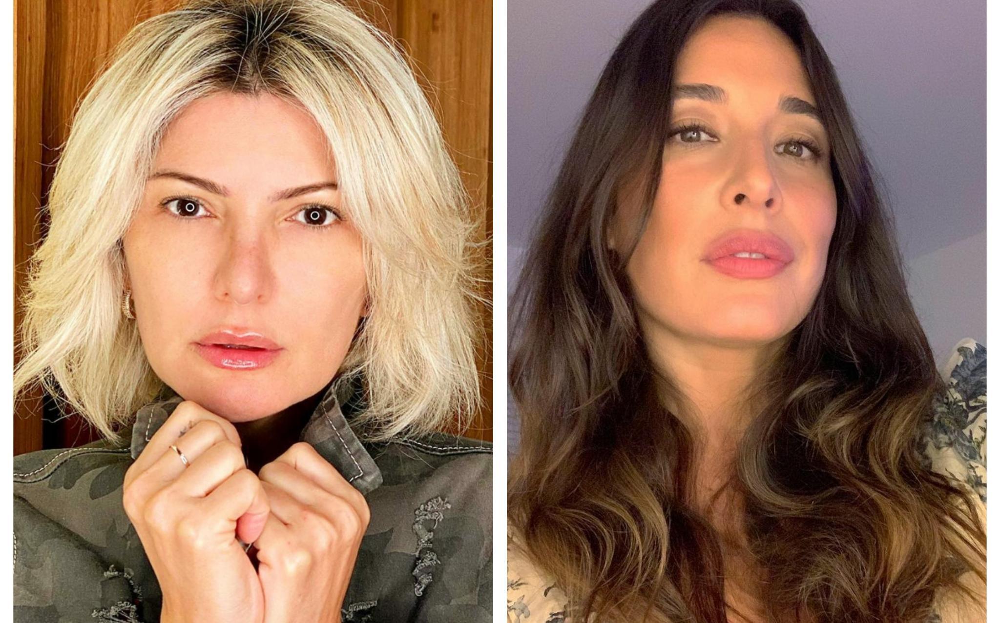 Antônia Fontenelle rebate acusações de assédio feitas por Gisele Itié