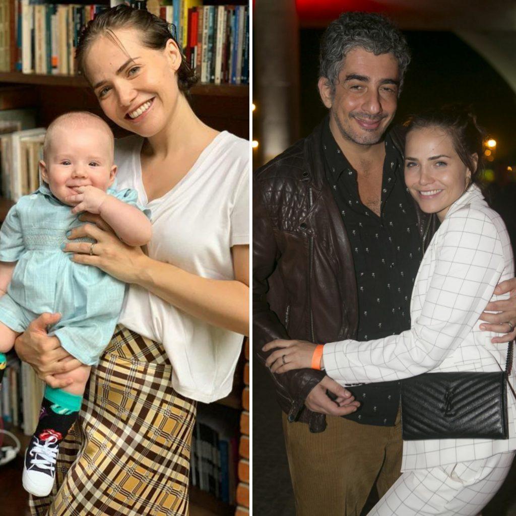"Leticia Colin comemora cura do Covid-19 ""Nossa família sobreviveu"""