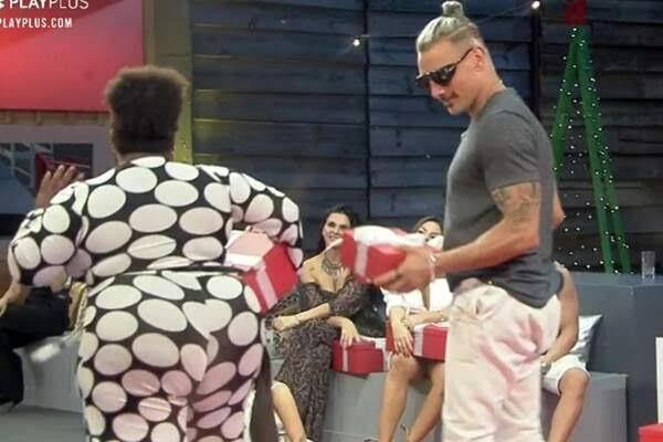 Juliano Ceglia ficou constrangido com fora de Jojo Todynho